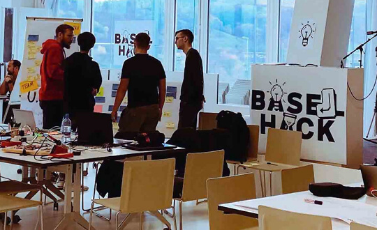 BaselHack on November 2nd and 3rd